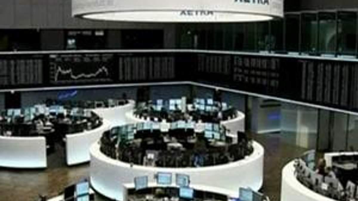 Deutsche Boеrse начинает процесс слияния с NYSE-Euronext