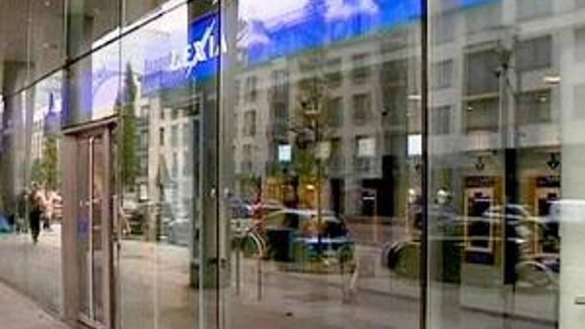 Бельгійський банк Dexia змінює назву