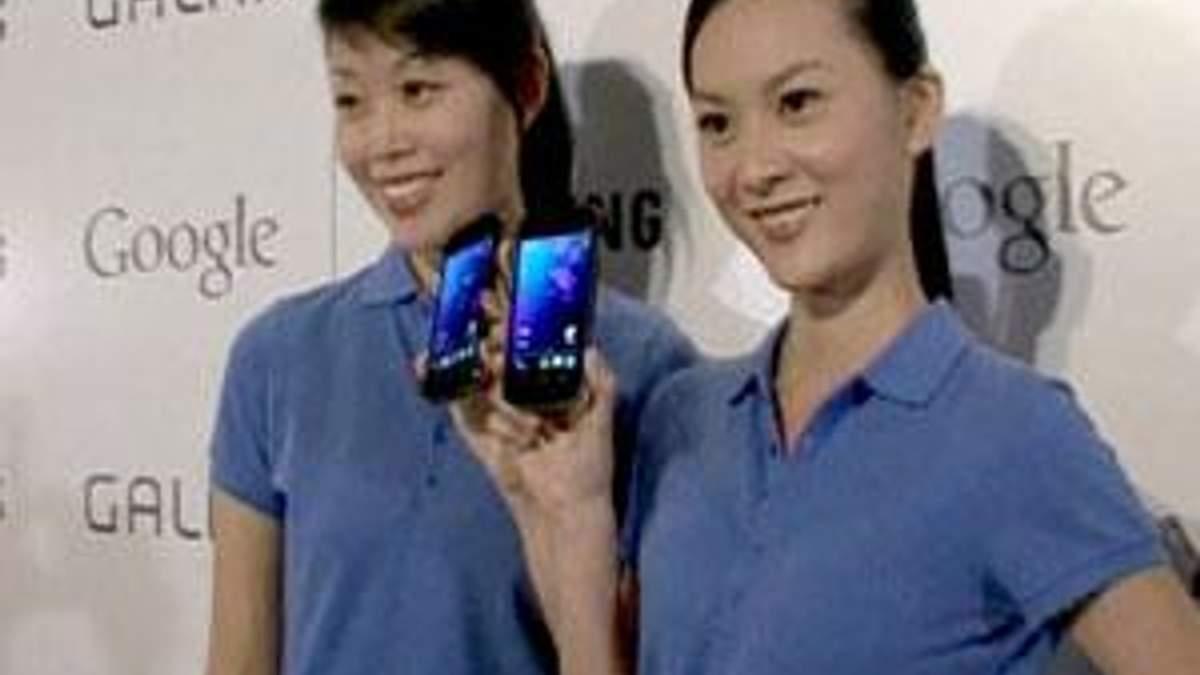 Китай - крупнейший рынок смартфонов в мире по объемам продаж