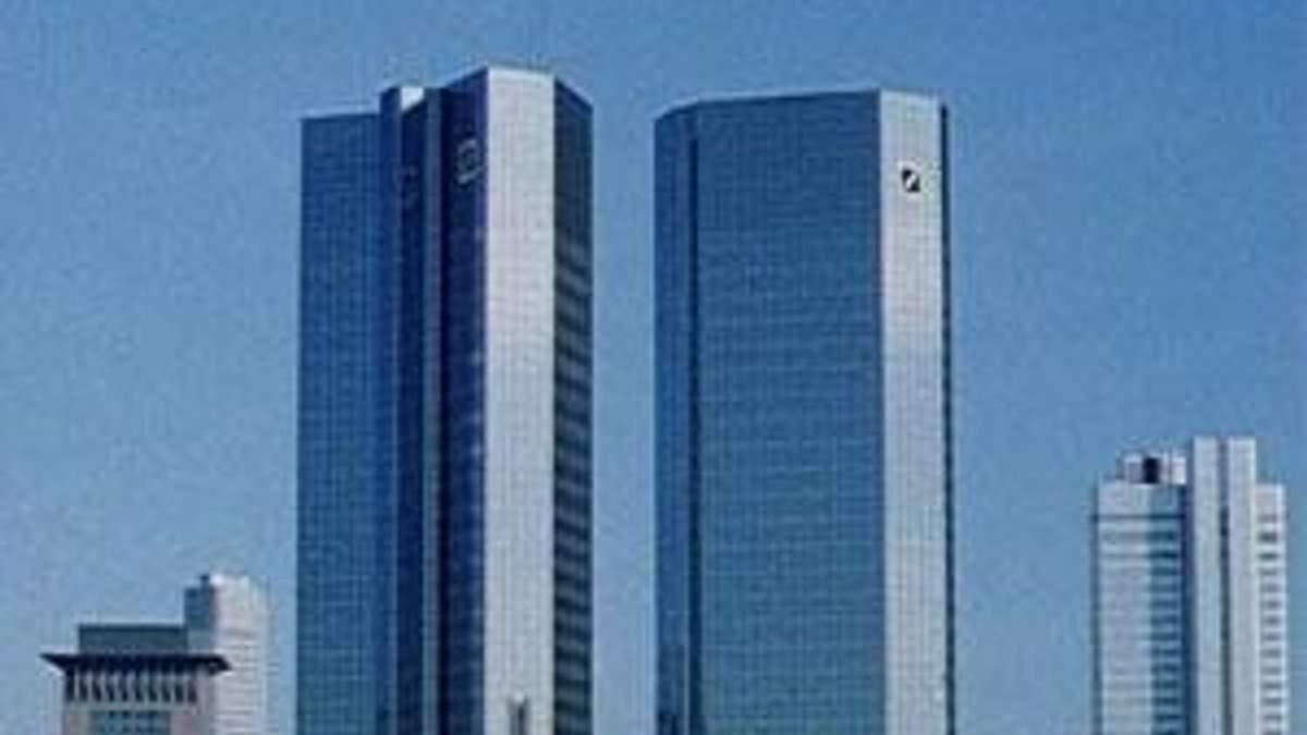 Deutsche Bank назвал 10 угроз мировой экономике