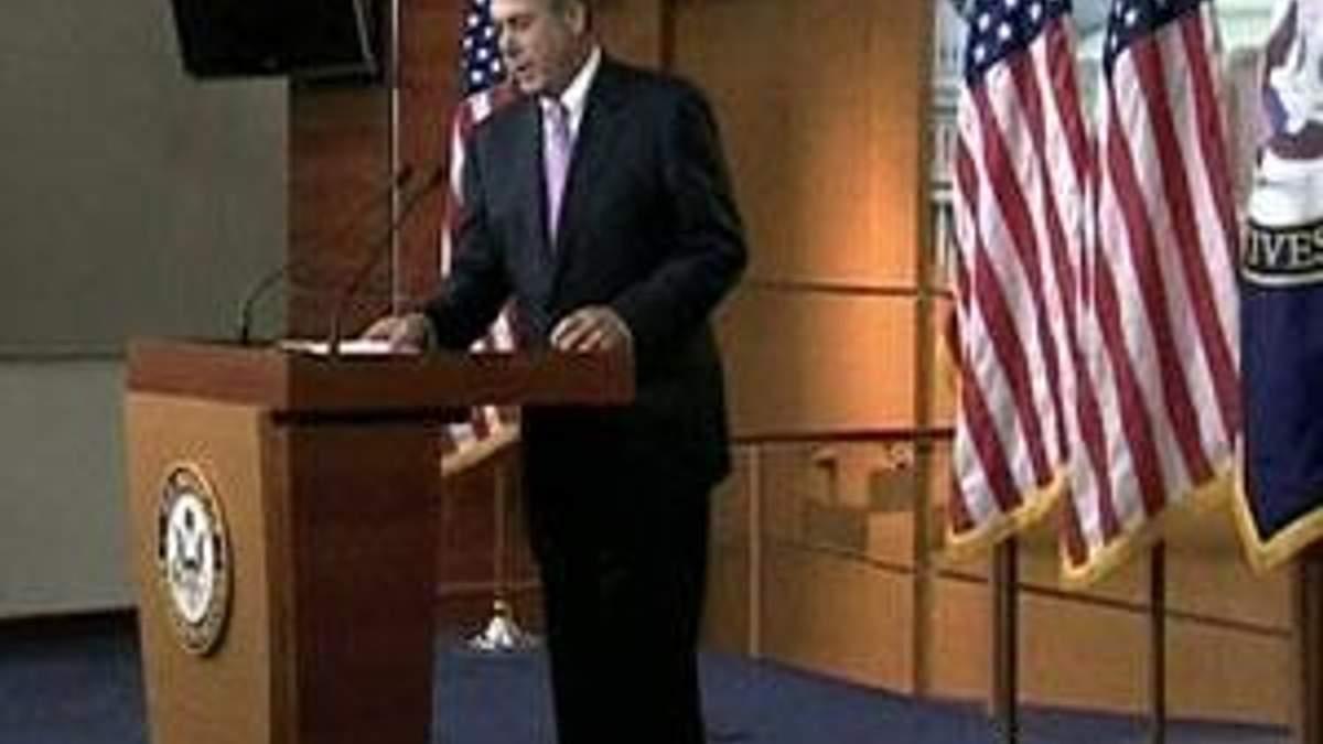 Конгресс США пришел к согласию относительно налога на зарплату