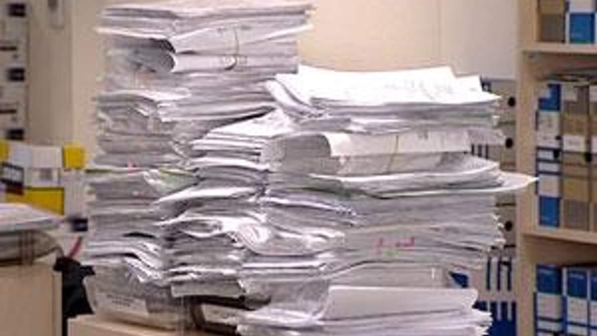 Реєстрацію баз даних можуть продовжити до 1 липня 2012 р.