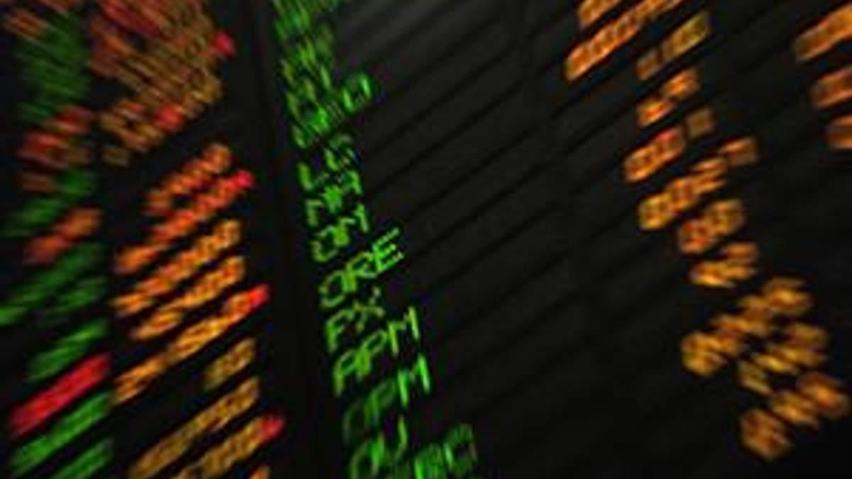 Ринки падають через чутки про рейтинги єврозони