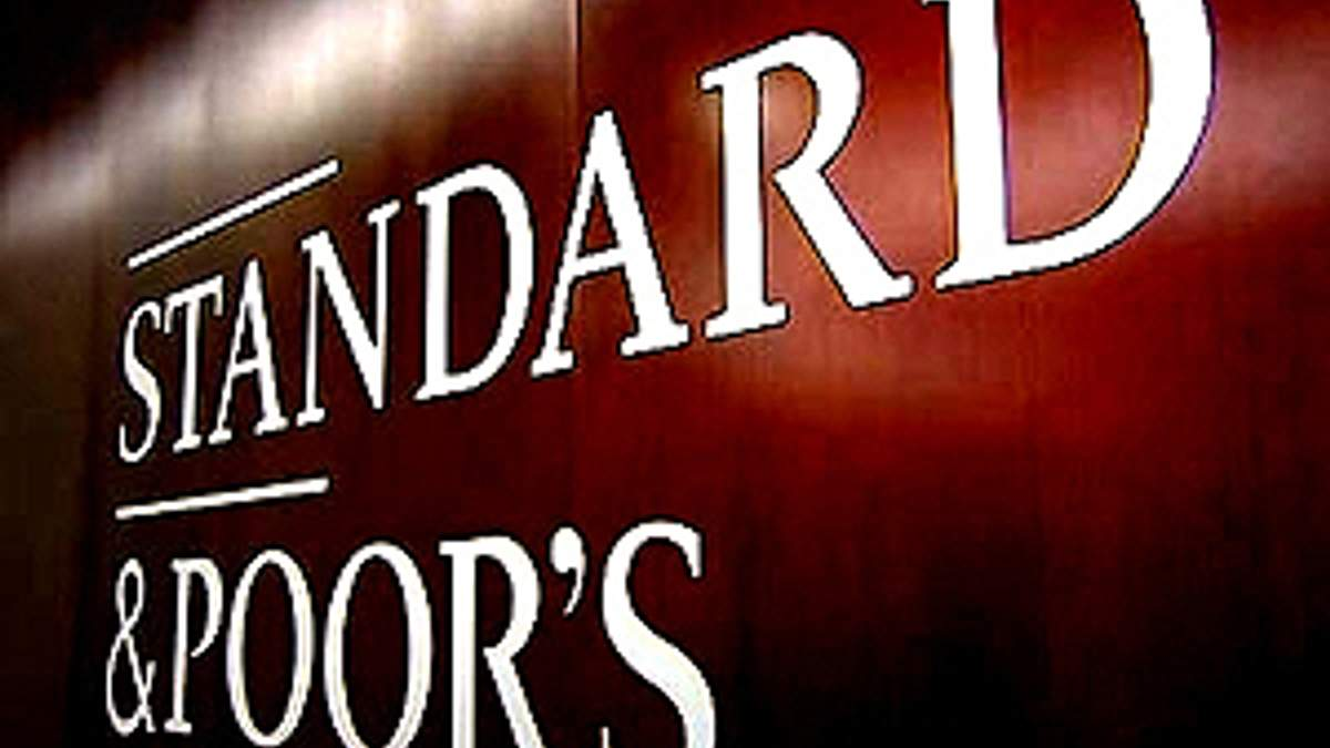 Standard&Poor's знизило рейтинг Франції
