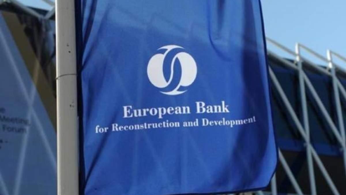 Украина получила миллиард евро от ЕБРР в 2011 году