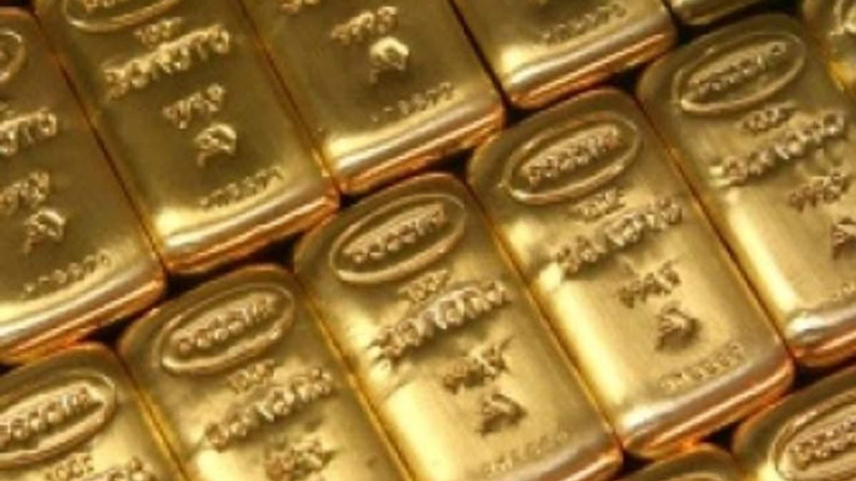 Золоту прогнозують ціну в дві тисячі доларів у 2012 році