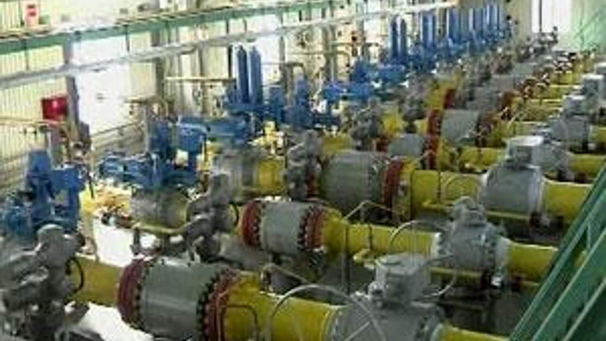 """""""Газпром"""" збільшить транзит газу через Білорусь"""