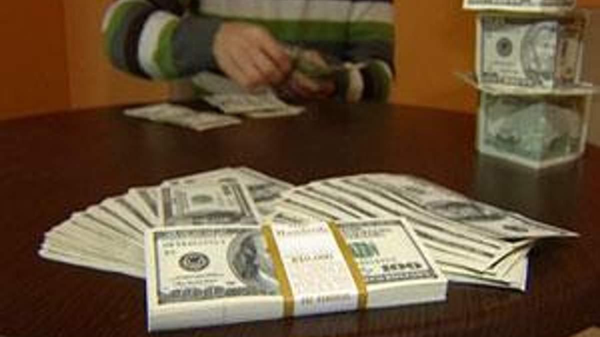 Дефицит платежного баланса Украины в 2011 году вырос до $ 2,448 млрд