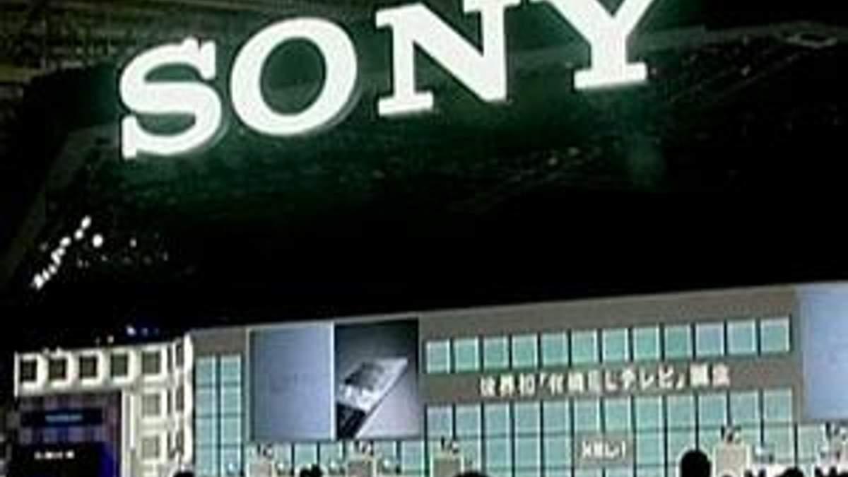 У корпорації Sony - кадрові ротації