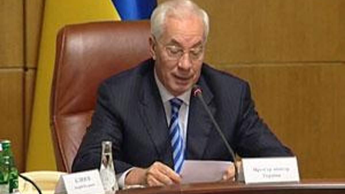 Азаров не проти дати ІТ-галузі податкові канікули