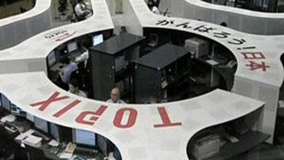 На біржі в Токіо відбувся найбільший за останні 6 років збій