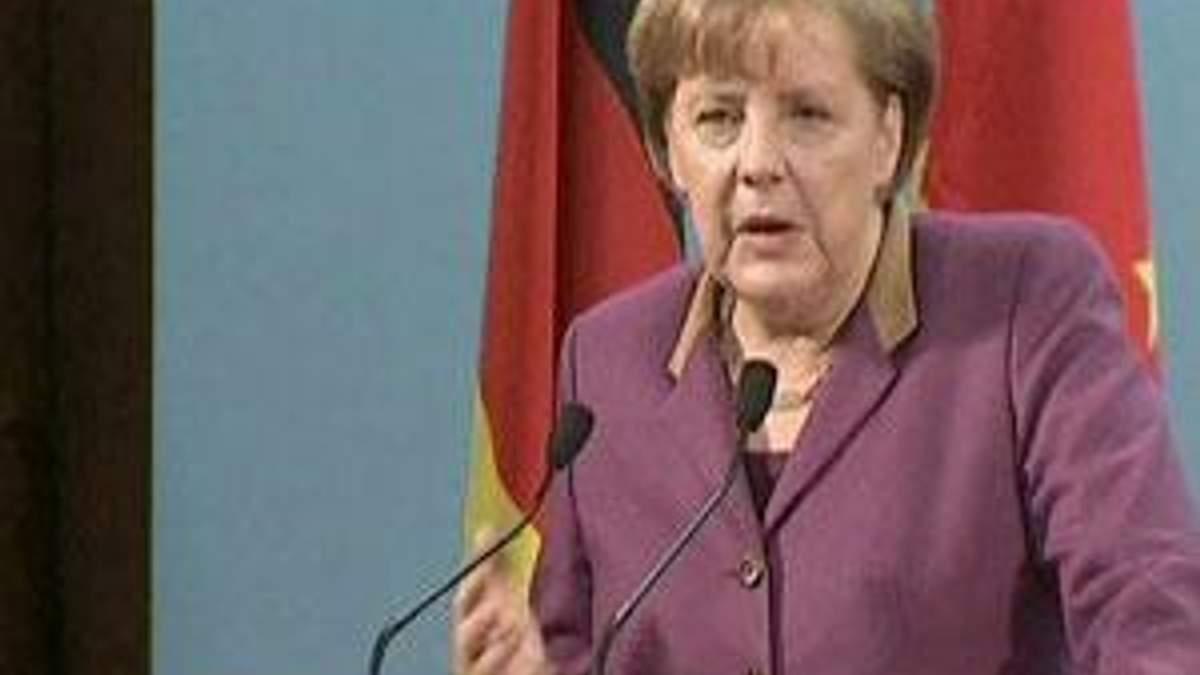 Меркель: Євро, як єдина валюта, зробила Євросоюз сильнішим