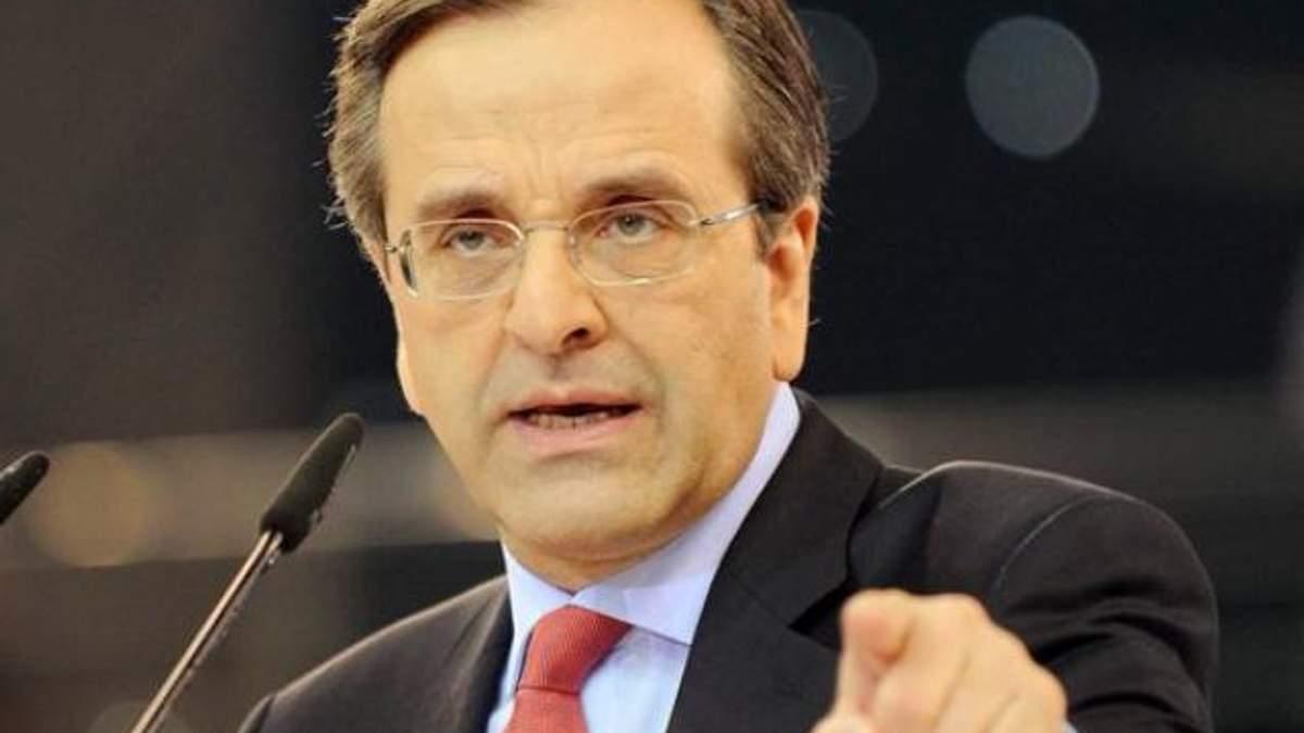 Самарас: Кредитори Греції хочуть ще більшої рецесії економіки