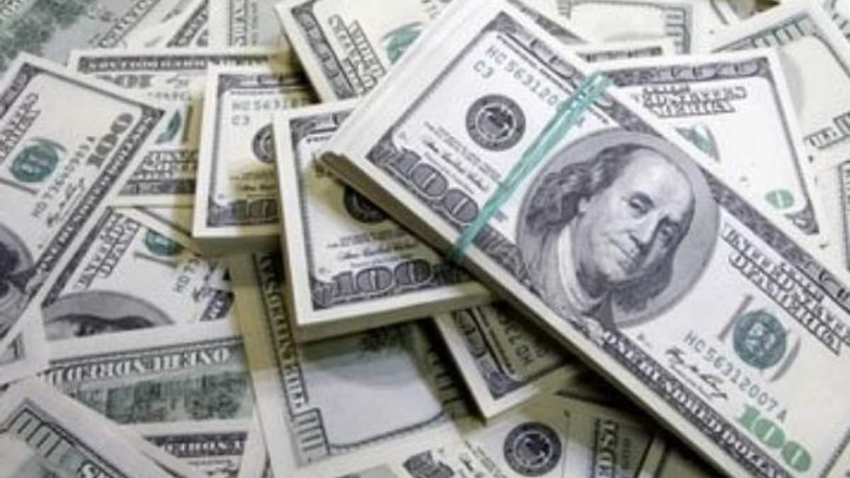 Украина увеличила госдолг за 2011 год на 9%