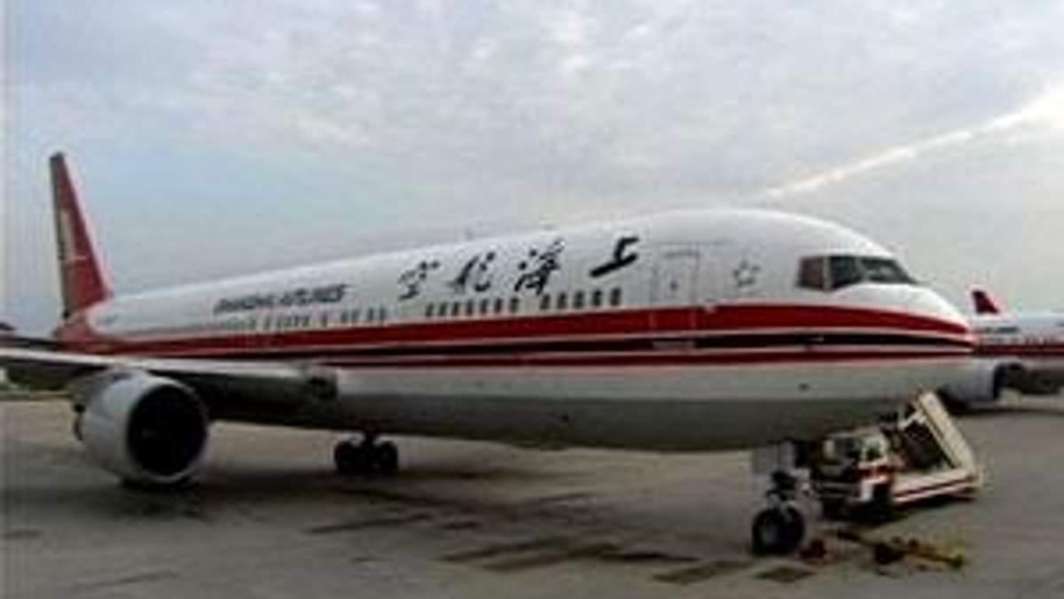 Китайские авиаперевозчики не будут платить ЕС экологический сбор