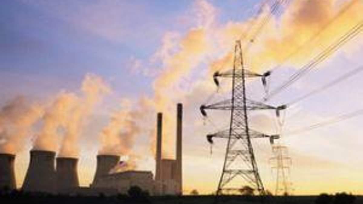 В Україні зафіксували рекордну кількість споживання електроенергії