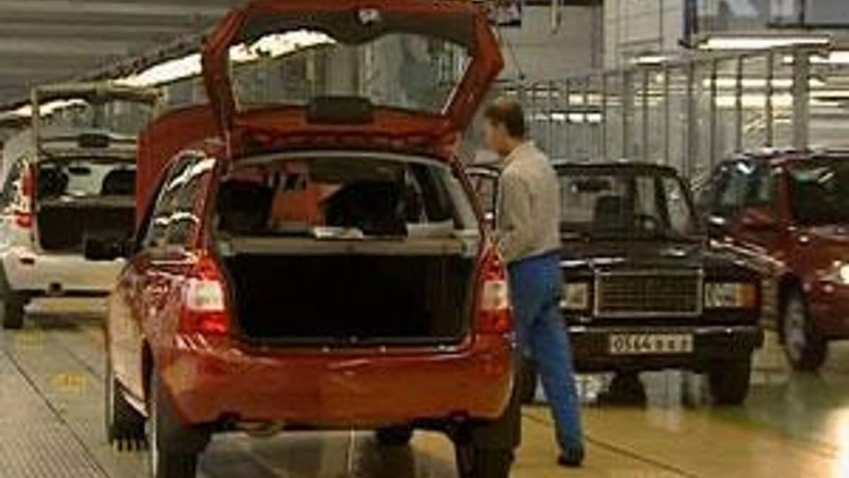Росія збільшила імпорт легкових авто на 43%
