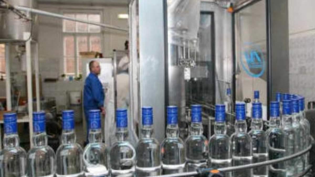Украина стала крупнейшим импортером российской водки