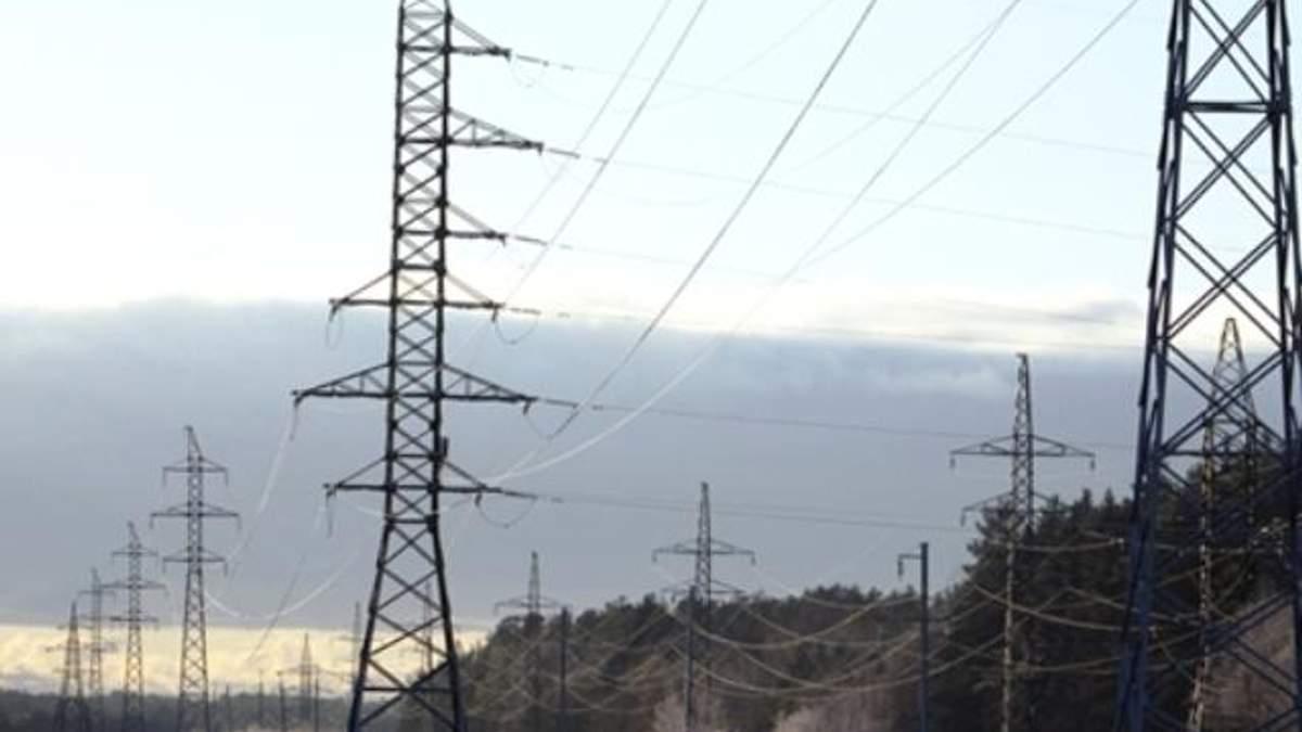 Європейці встановлюють рекорди зі споживання електроенергії