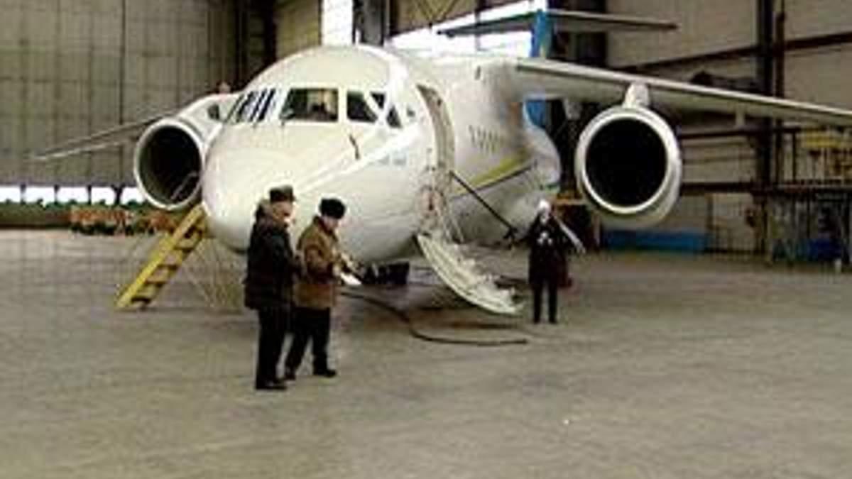 Українські авіабудівники хочуть вийти на виробництво 24 літаків на рік