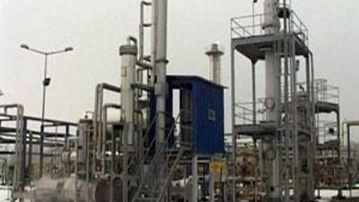 Використання газу у Франції зросло до 3395 гВт/год.