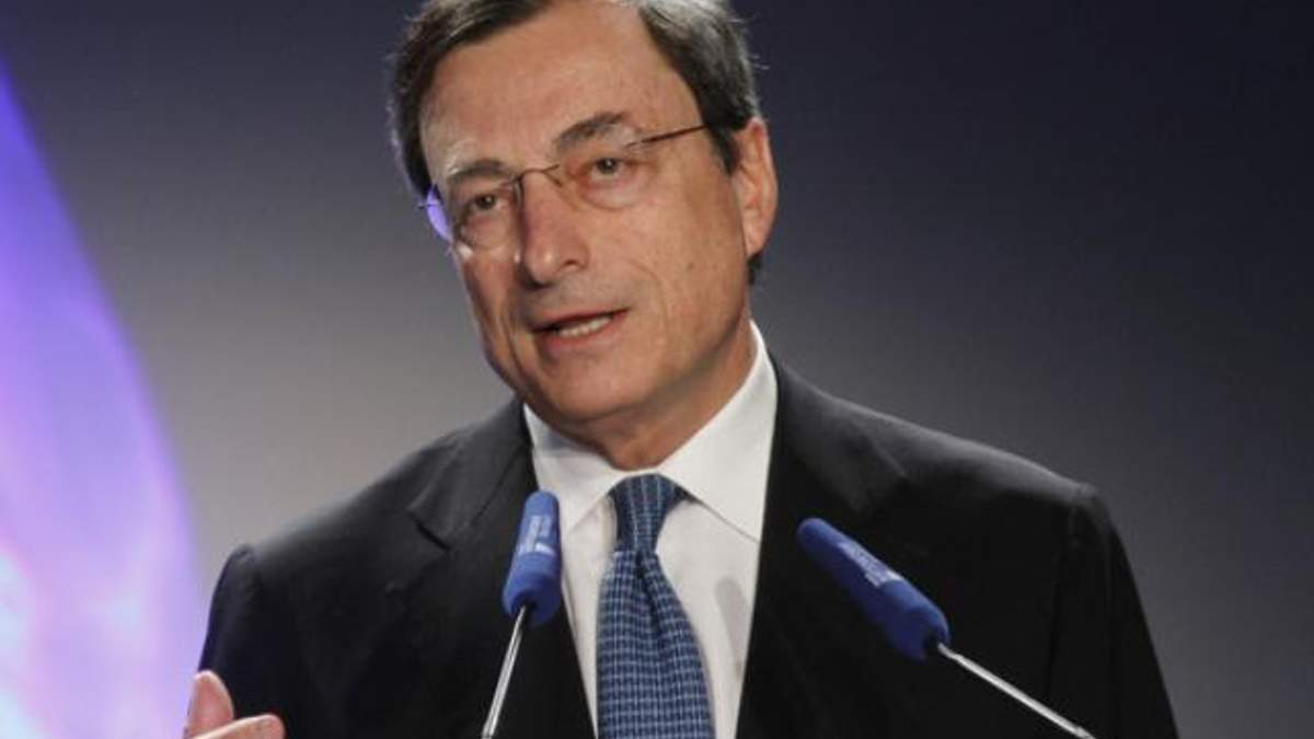 Драги: Ситуация в еврозоне стабилизируется