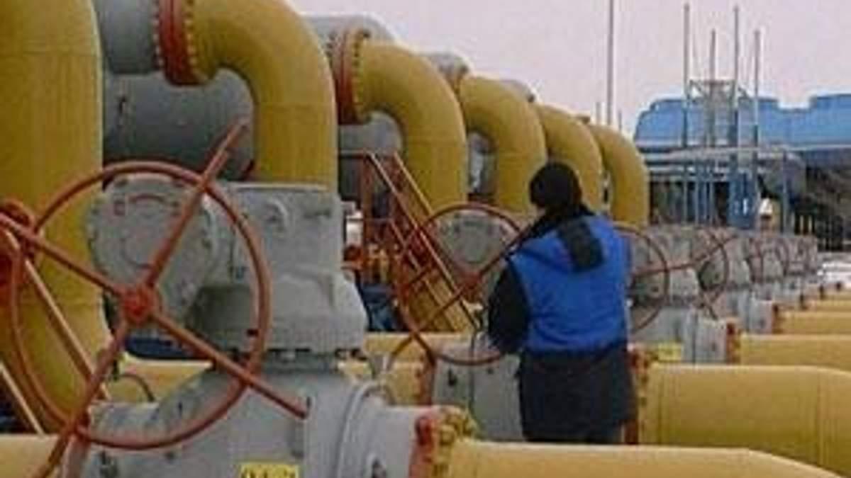 """""""Газпром"""" назвав середньорічну ціну на газ для Європи"""