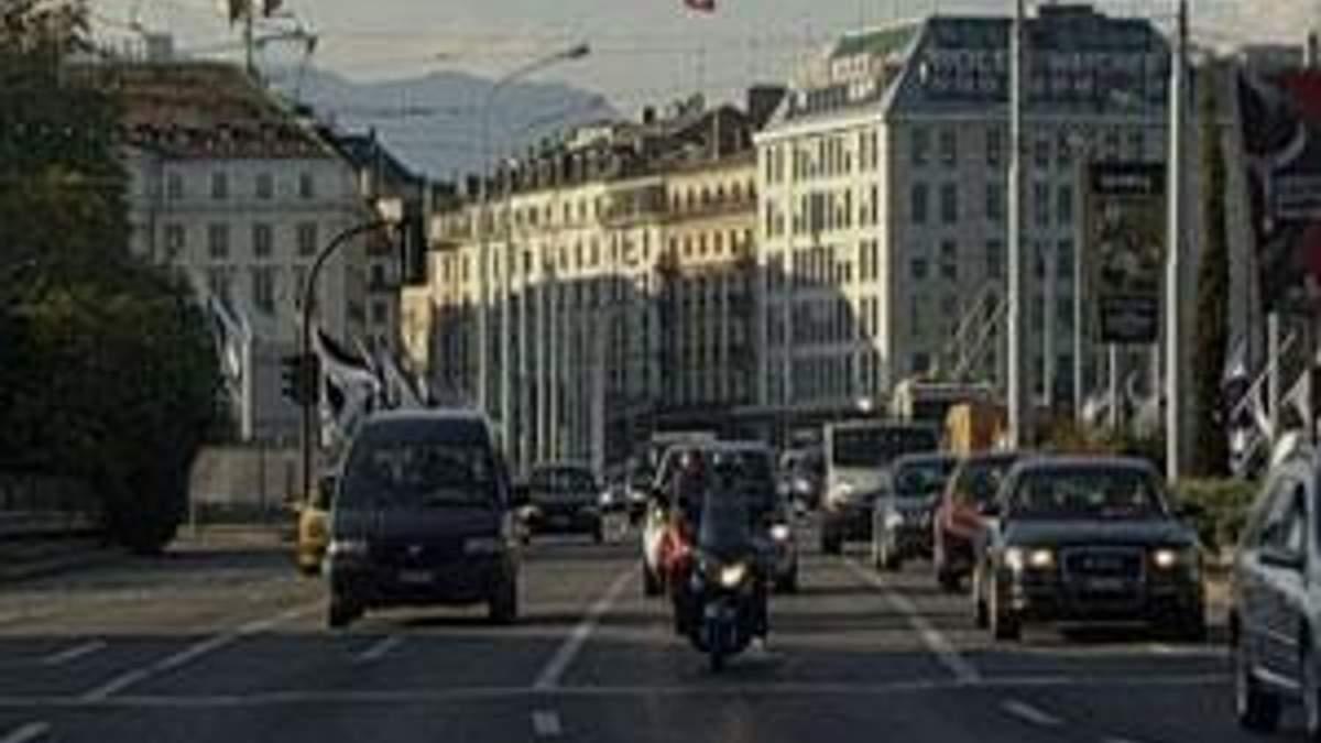 Падіння цін у Швейцарії у грудні найбільше за 2 роки