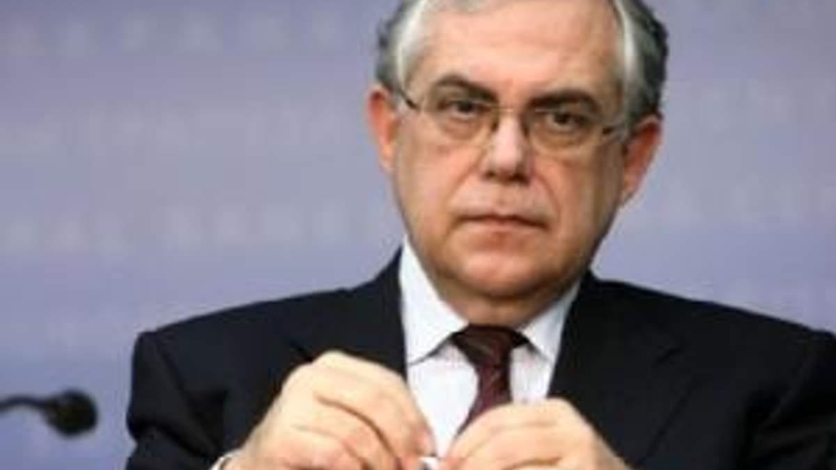 Пападимос: Греция в шаге от банкротства