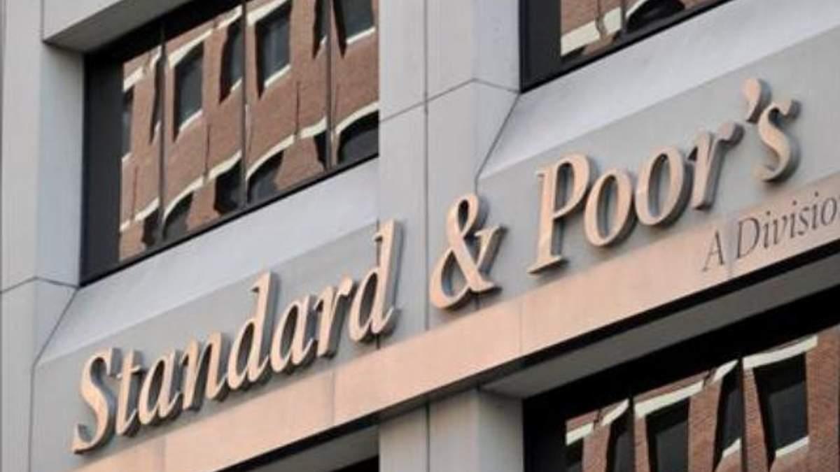 Испанские банки снова потеряли рейтинг S & P