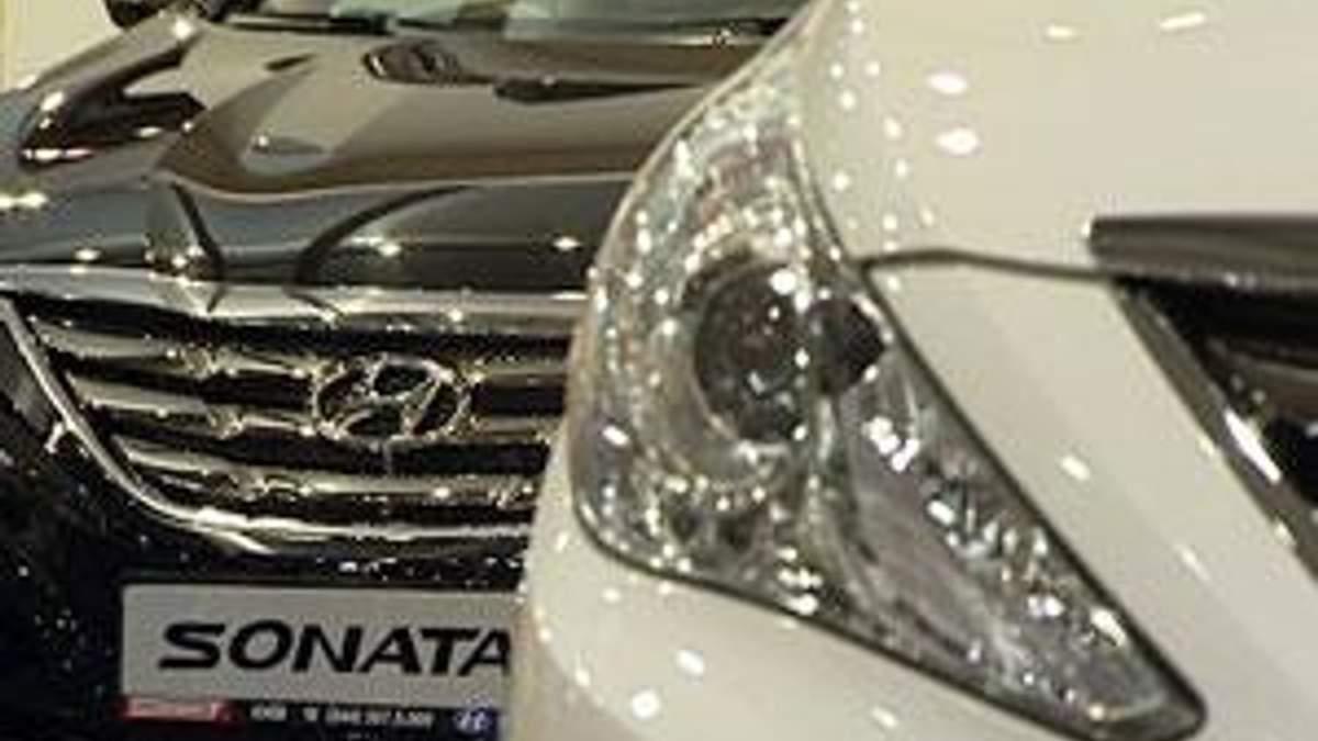 Hyundai – новий лідер на авторинку України