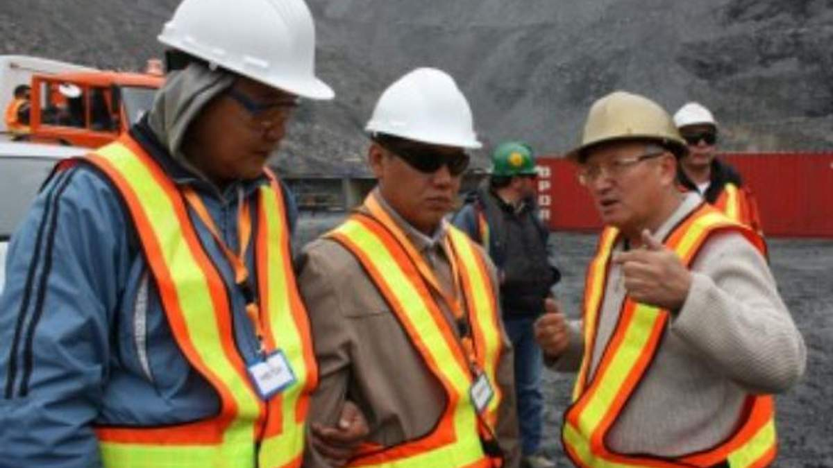 Остановка работы рудника обвалила ВВП Кыргызстана на 12,5%