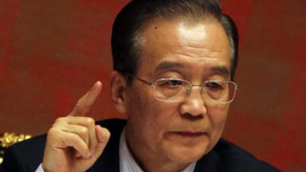 Китай обіцяє єврозоні допомогти у боротьбі з кризою