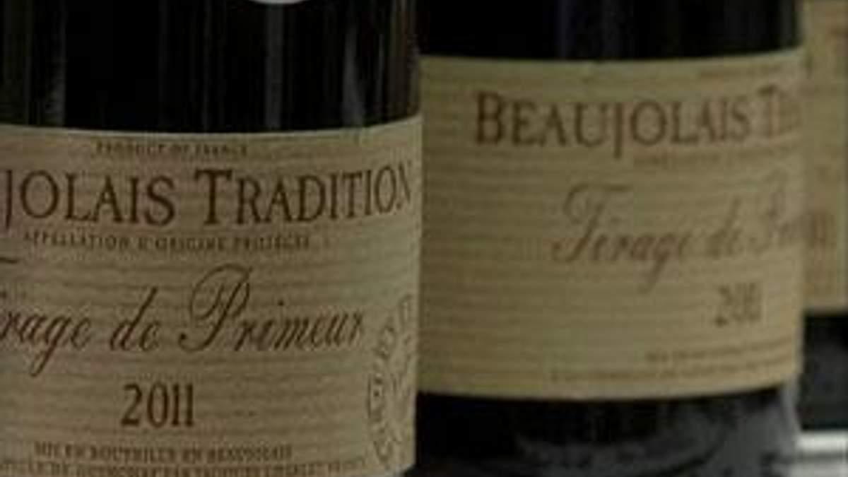 Франція побила власний рекорд з експорту алкоголю
