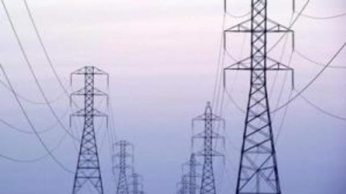 Украина опять продает электроэнергию белорусам