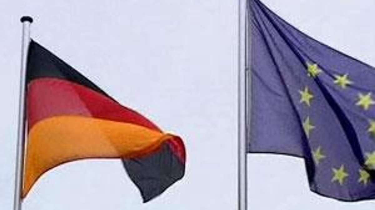 Экономика Германии демонстрирует отрицательную динамику