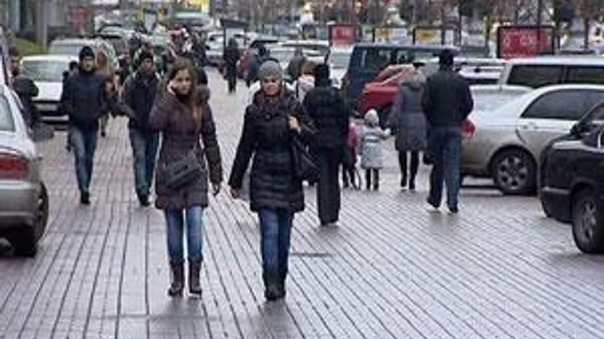 Украинцы запасаются валютой