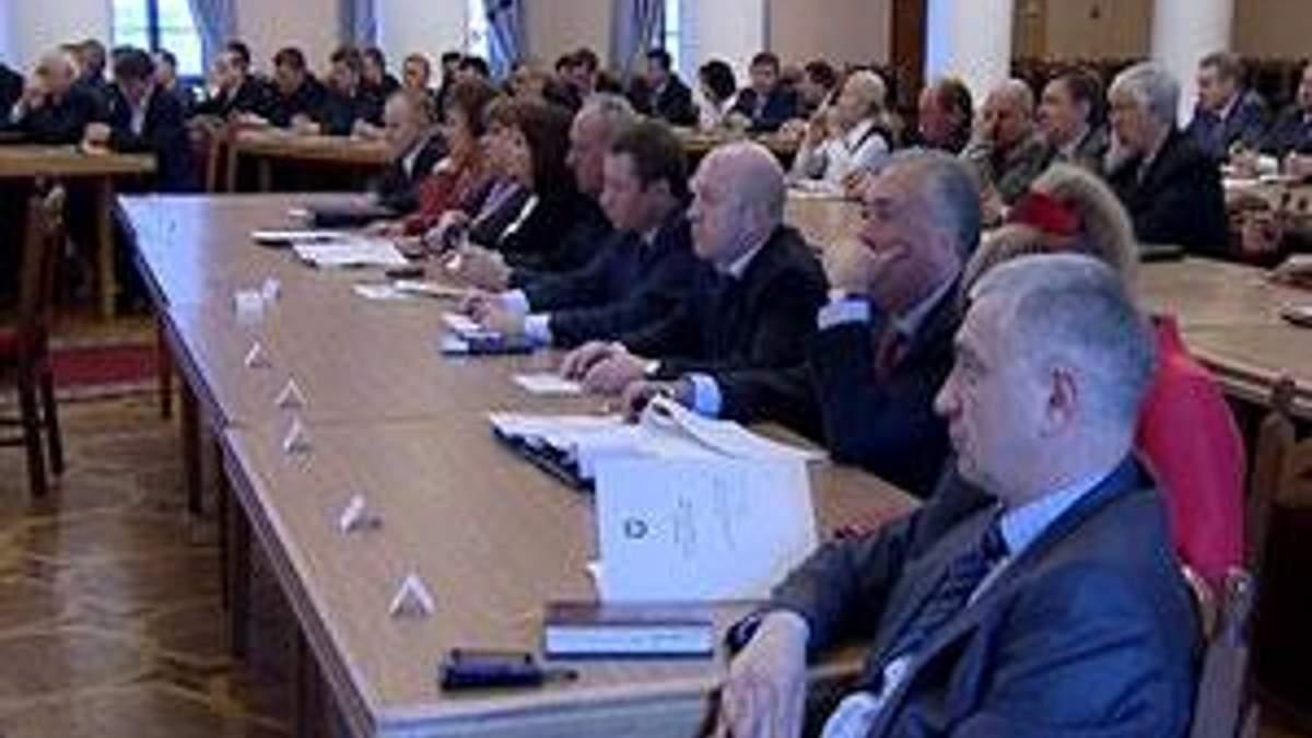Столичные депутаты скорректировали бюджет Киева