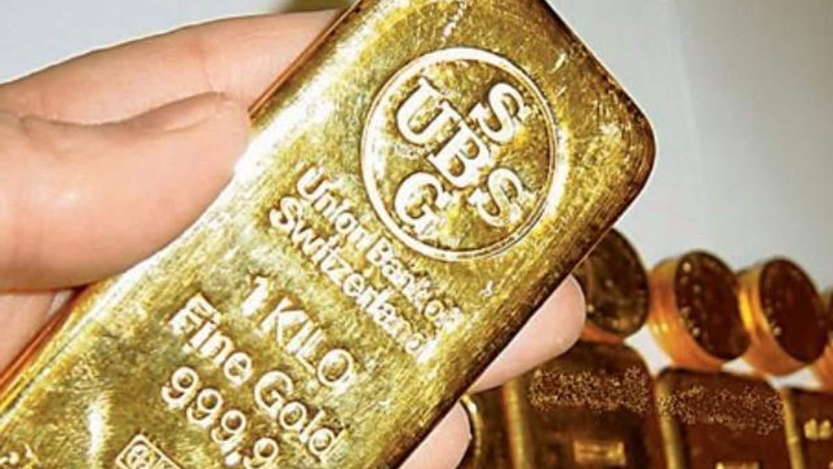 У 2011 році золота продали на рекордні 205 мільярдів доларів