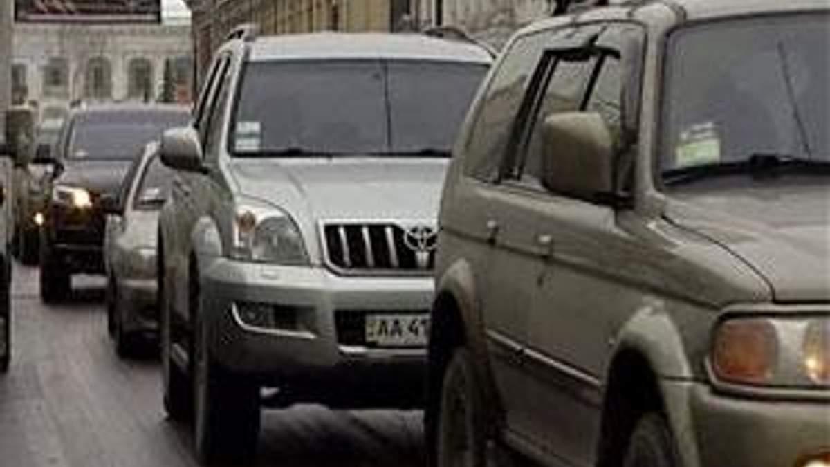"""Самый популярный среди украинцев автомобиль класса """"внедорожник"""""""