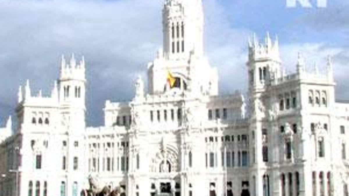 Экономика Испании продемонстрировала падение впервые за 2 года