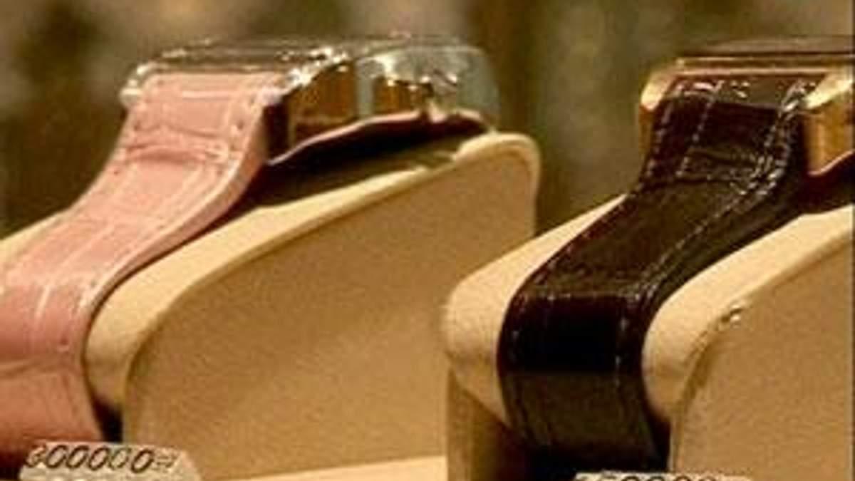 2011 рік виявився вдалим для виробників предметів розкоші