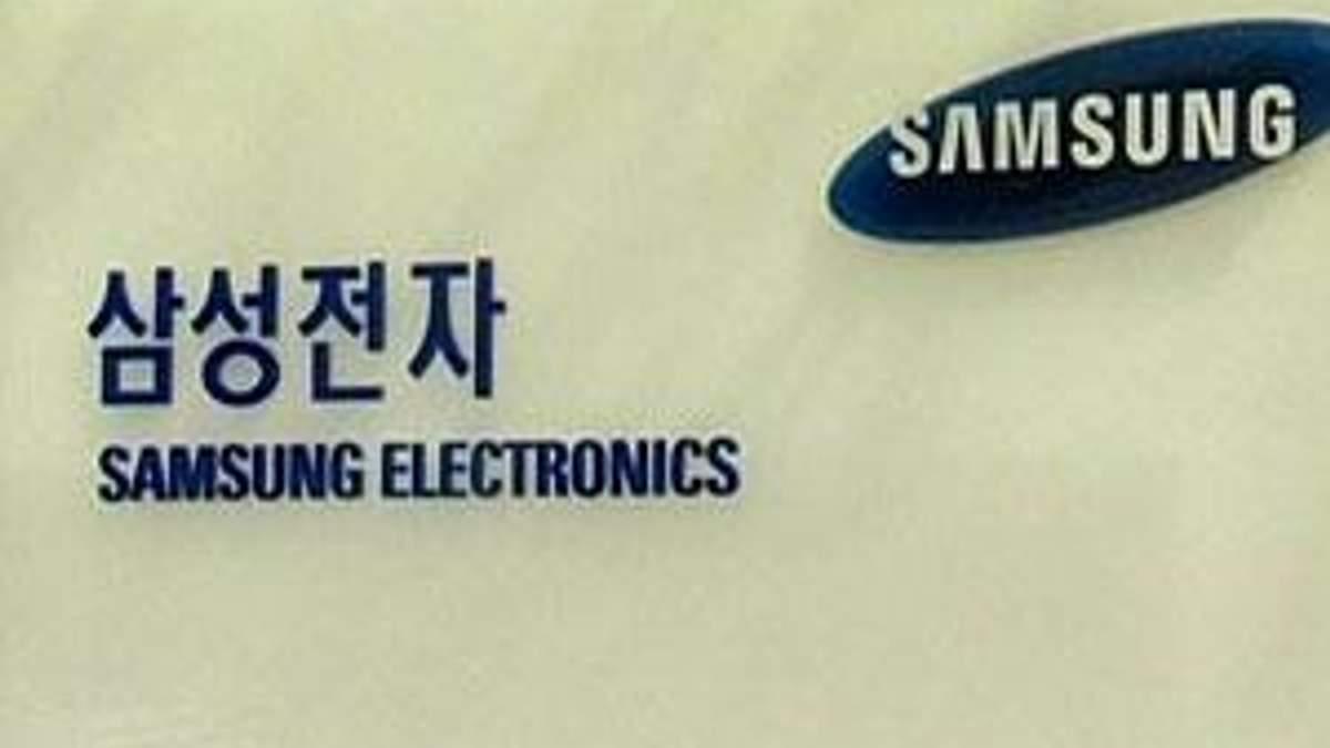 Samsung отделяет подразделение по производству жидкокристаллических дисплеев