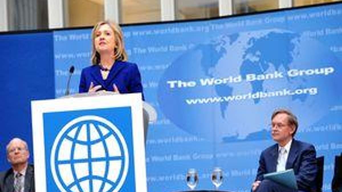 Світовий банк назвав найбільший економічний ризик для України