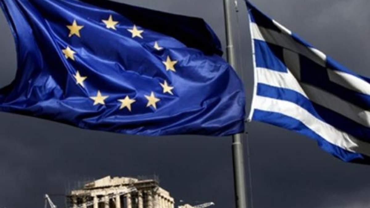 ЕС согласился выделить 130 миллиардов евро Греции