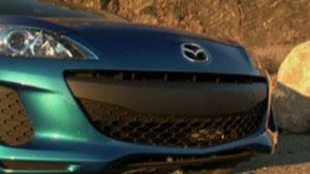 Mazda намагається компенсувати збитки від зростання курсу єни