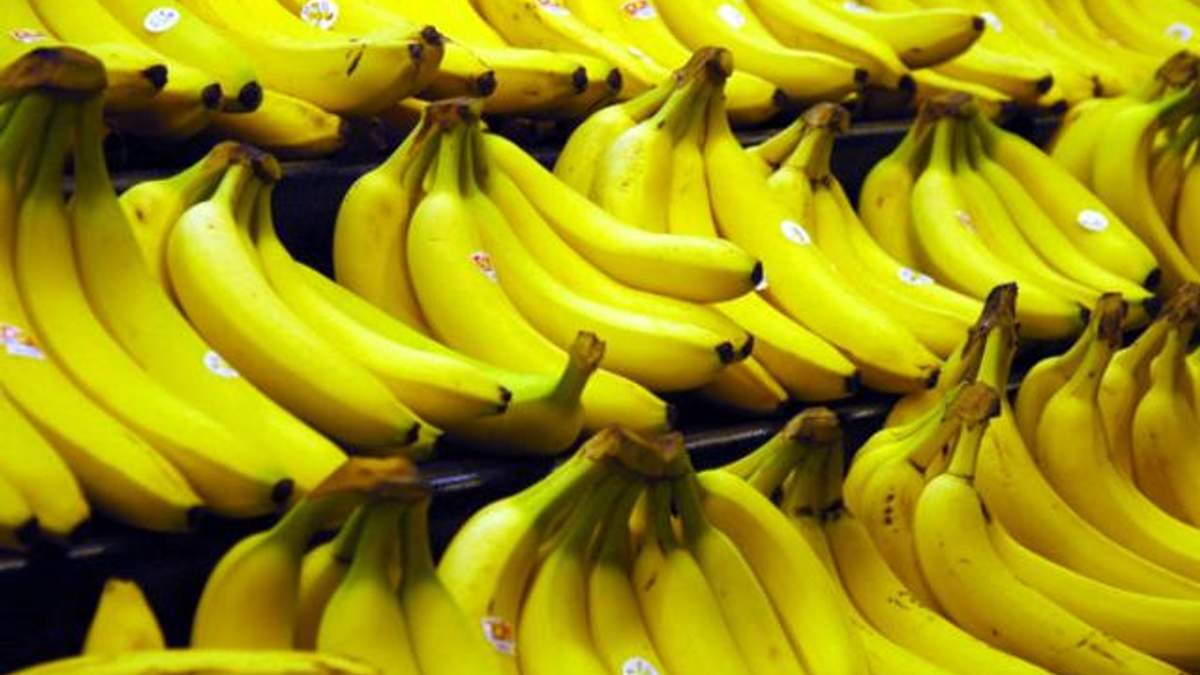 В Украине резко подорожали бананы