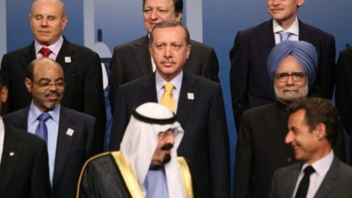 """Країни """"Великої двадцятки"""" присвятять саміт кризі в єврозоні"""