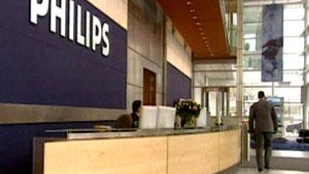 Одного з працівників Philips підозрюють у підкупі чиновників