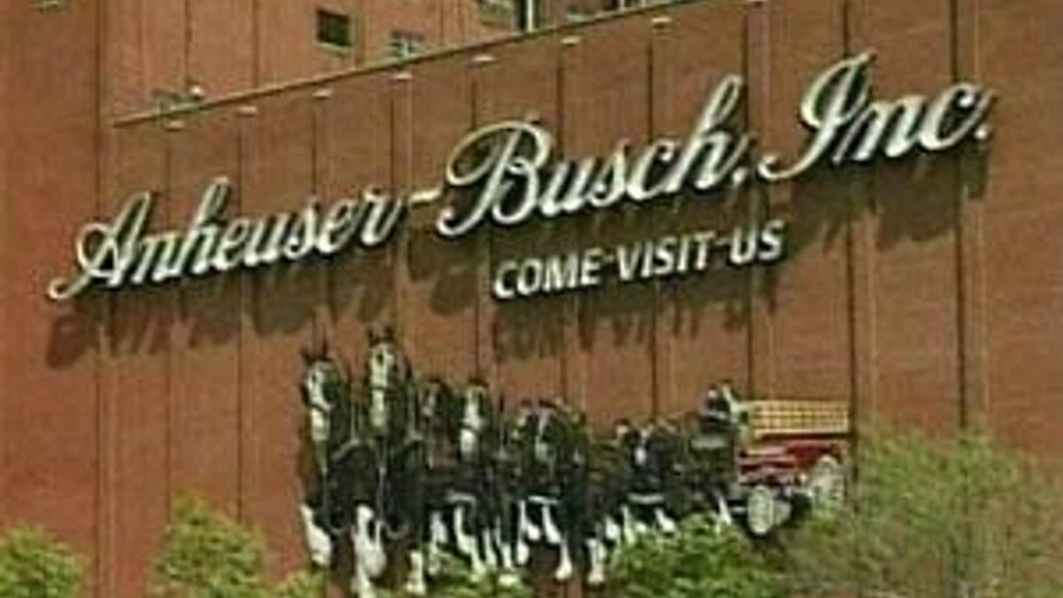 Anheuser-Busch InBev хоче повернути собі чеського пивовара Staropramen